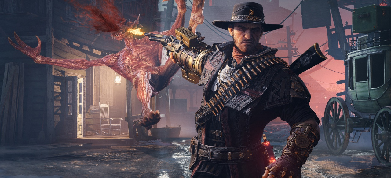 Evil West (Action-Adventure) von Focus Home Interactive