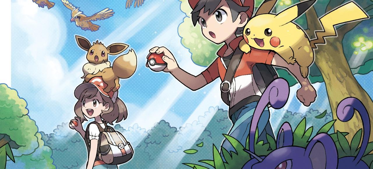 Pokémon: Let's Go, Pikachu! & Let's Go, Evoli! (Rollenspiel) von Nintendo