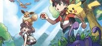 Pokémon: Let's Go, Pikachu! & Let's Go, Evoli!: Zwei Videos zu Stahl-Pokémon Meltan