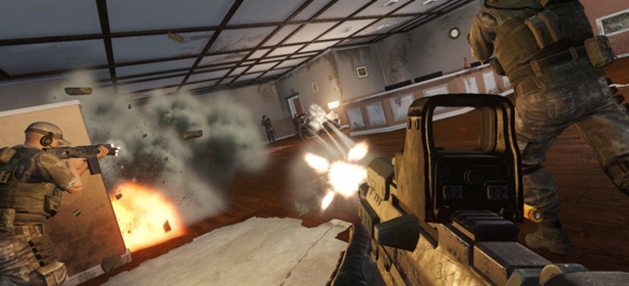 Burstfire (Shooter) von Free Reign Entertainment