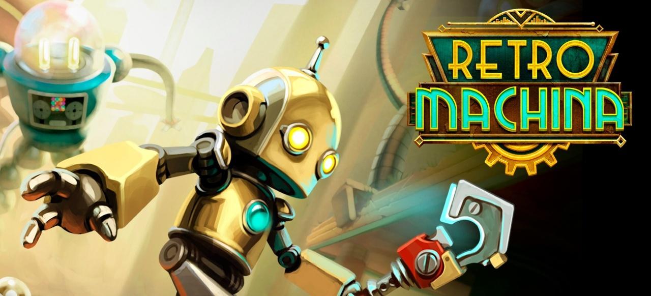 Retro Machina (Action-Adventure) von Super.com