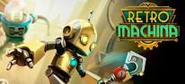 Retro Machina: Das retro-futuristische Roboter-Abenteuer beginnt