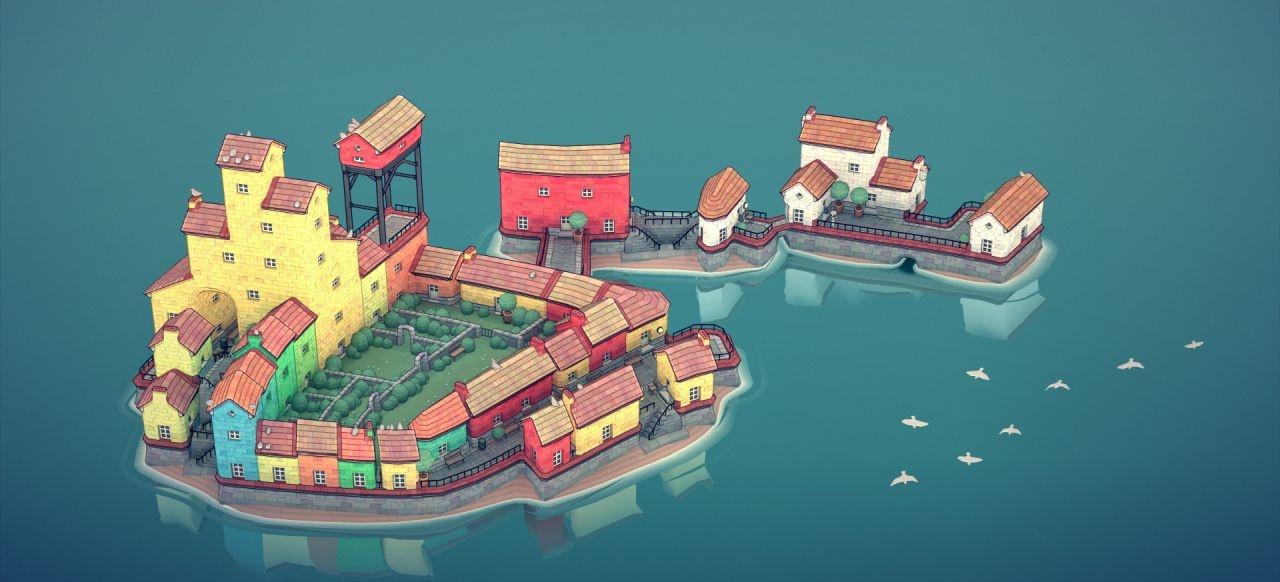 Townscaper (Simulation) von Raw Fury