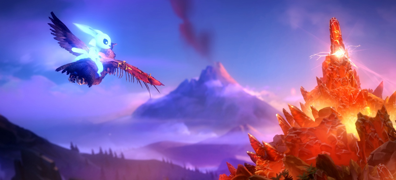 Ori and the Will of the Wisps (Plattformer) von Microsoft