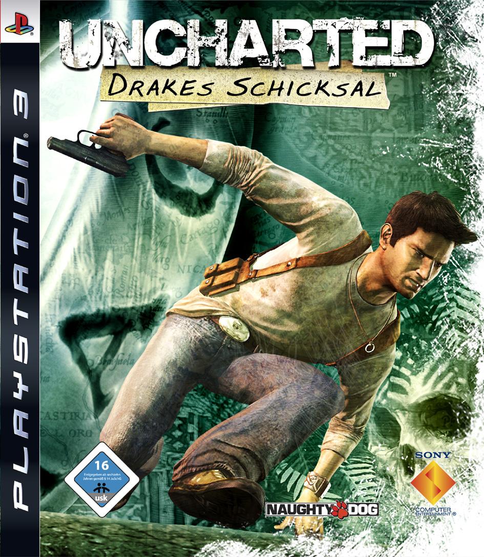 Komplettlösungen zu Uncharted: Drakes Schicksal