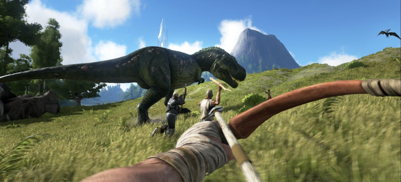 ARK: Survival Evolved (Survival & Crafting) von Studio Wildcard
