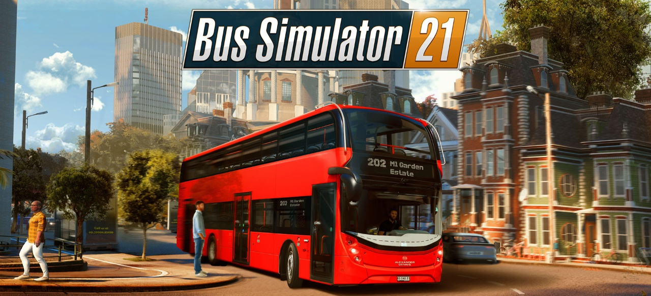 Bus Simulator 21 (Simulation) von astragon Entertainment GmbH