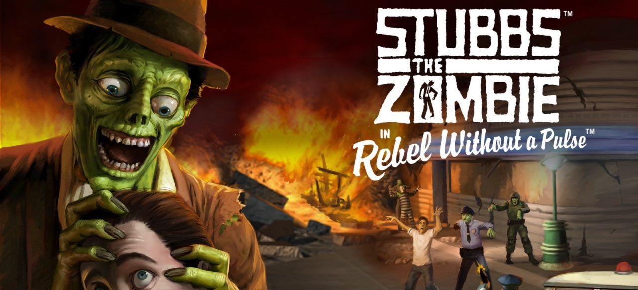 Stubbs the Zombie: Rebel without a Pulse (Action-Adventure) von THQ / Aspyr Media