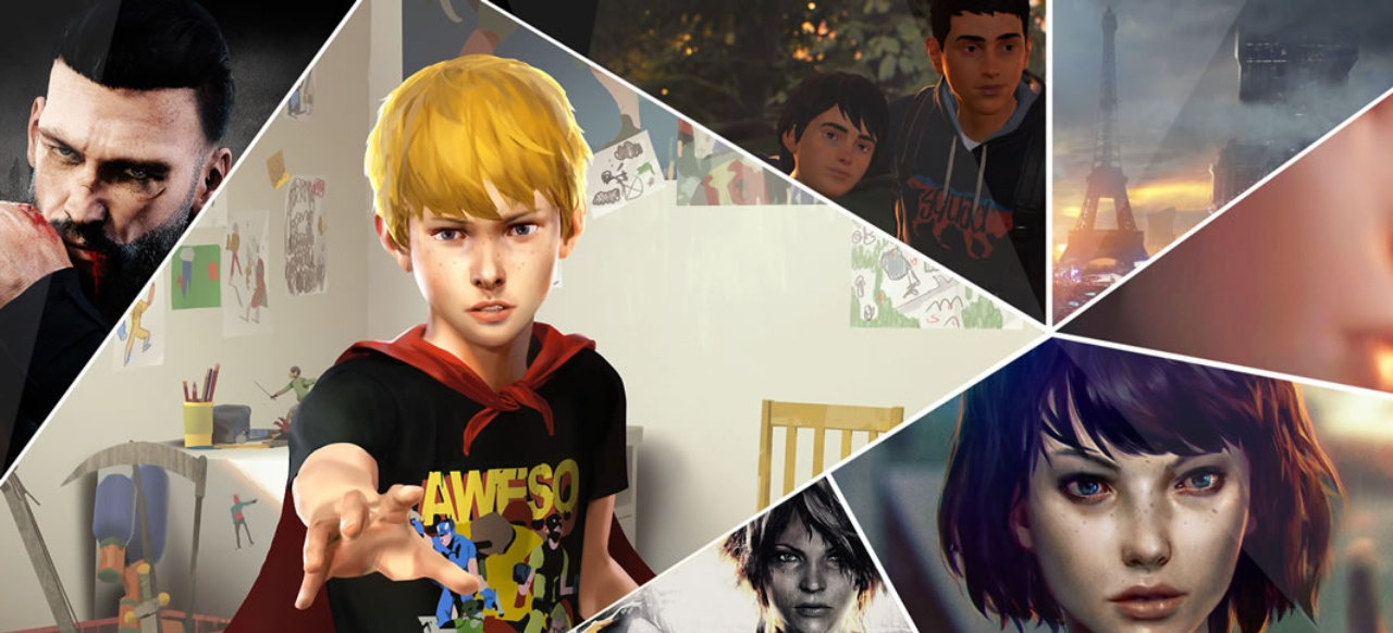 Dontnod Entertainment (Unternehmen) von Dontnod Entertainment