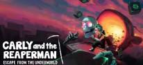 Carly and the Reaperman: Asymmetrisches Koop-Abenteuer für Oculus Quest und Monitor-Spieler erschienen