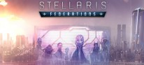Stellaris: Federations: Diplomatie-Ausbau, galaktische Gemeinschaft, mehr Ursprünge und Konsolen-Erfolg