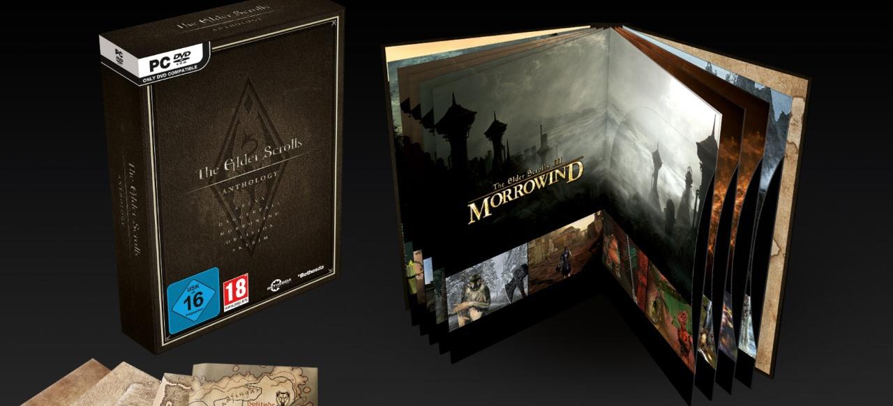 The Elder Scrolls Anthology (Rollenspiel) von Bethesda Softworks