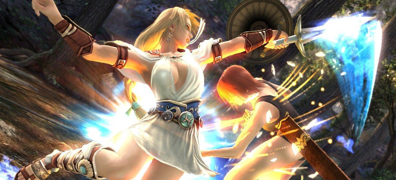 Soul Calibur: Lost Swords (Prügeln & Kämpfen) von Namco Bandai