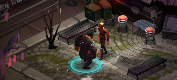 Shadowrun: Dragonfall (Rollenspiel) von Harebrained Schemes LLC
