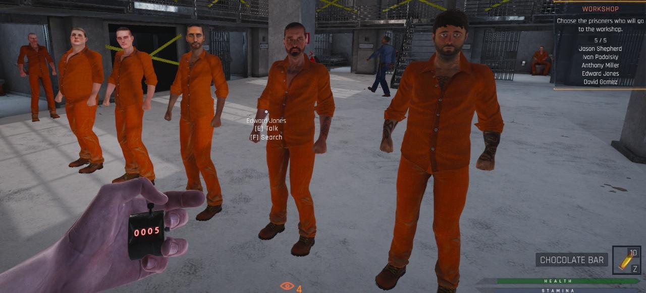 Prison Simulator (Simulation) von Baked Games, PlayWay