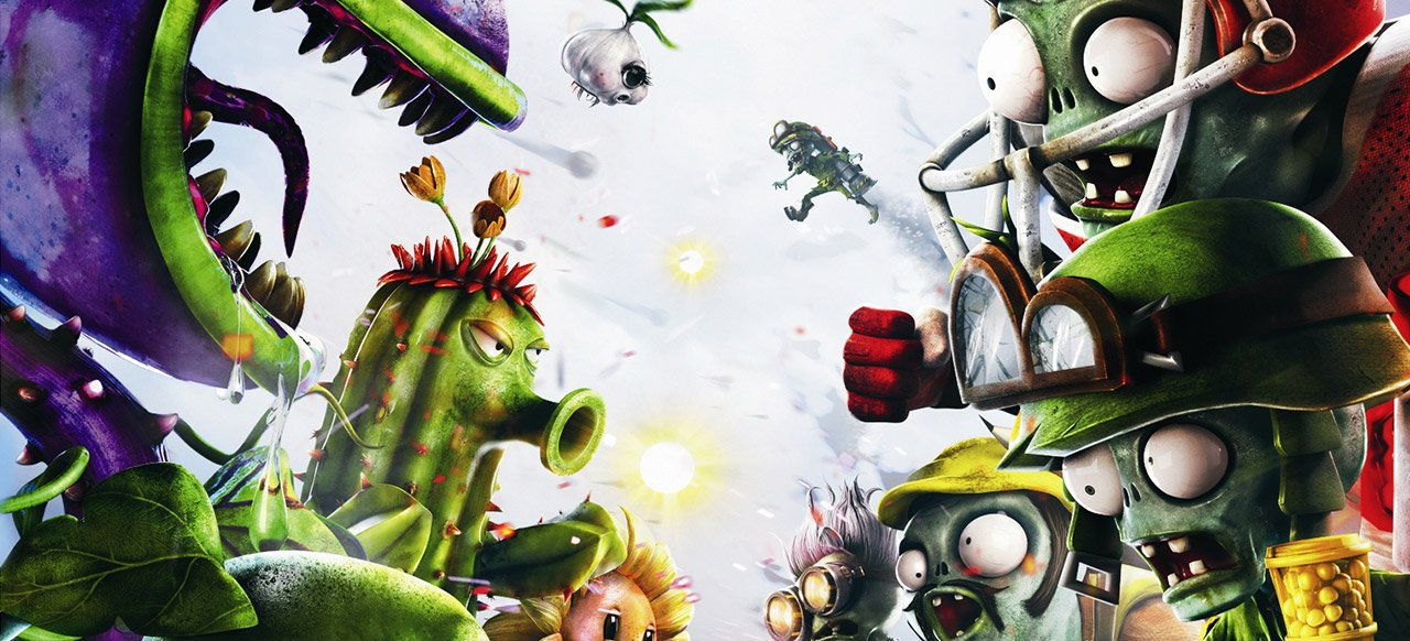 Plants vs. Zombies: Garden Warfare (Shooter) von Electronic Arts