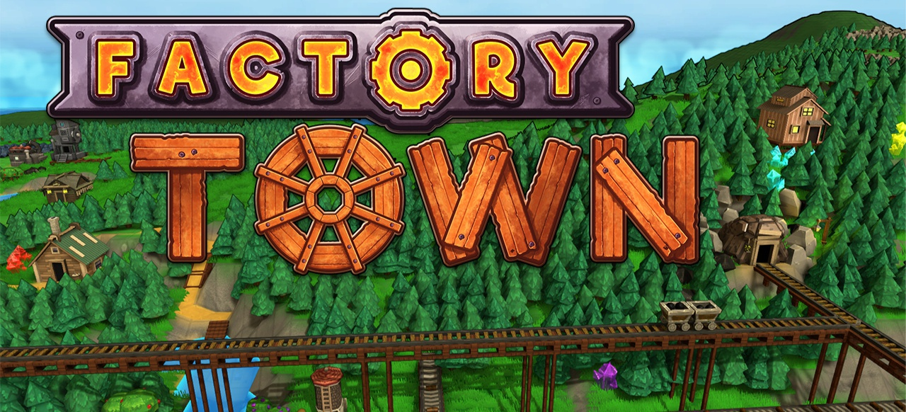 Factory Town (Taktik & Strategie) von Erik Asmussen (82apps)