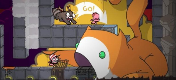 BattleBlock Theater (Arcade-Action) von Microsoft