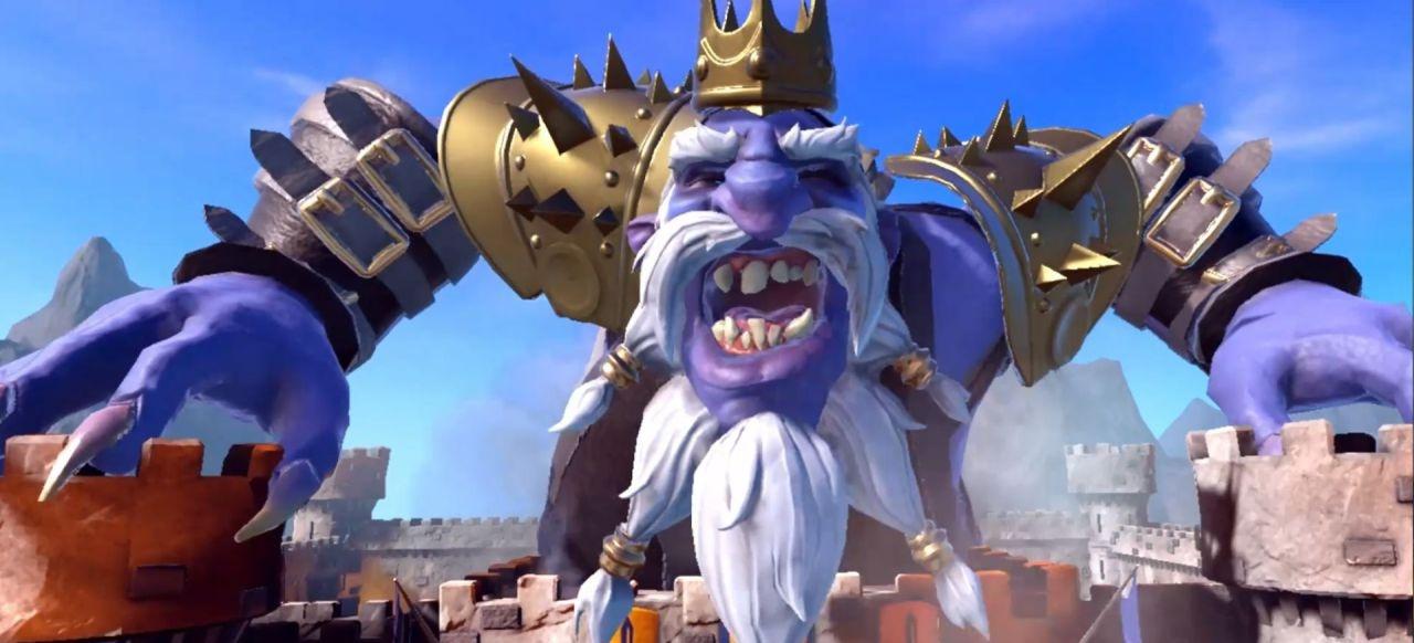 Good Goliath (Arcade-Action) von Knocktwice Games