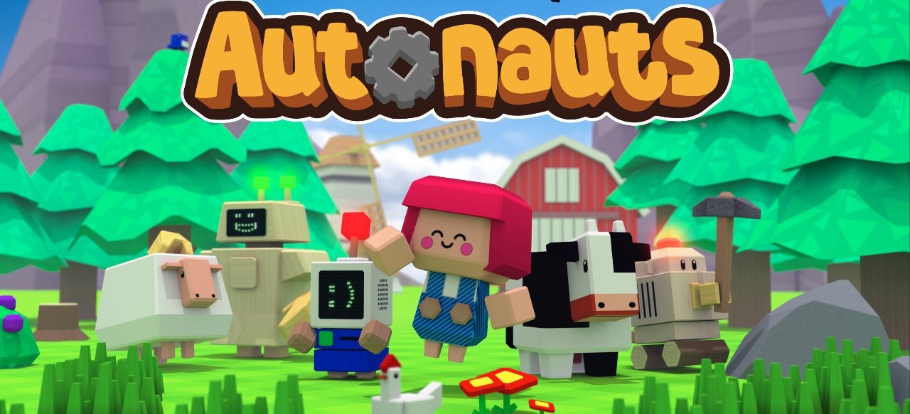 Autonauts (Simulation) von Curve Digital