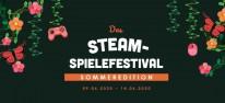 Das Steam-Spielefestival: Virtuelles Festival mit Entwicklern und Demos startet zum ursprüglichen E3-Termin