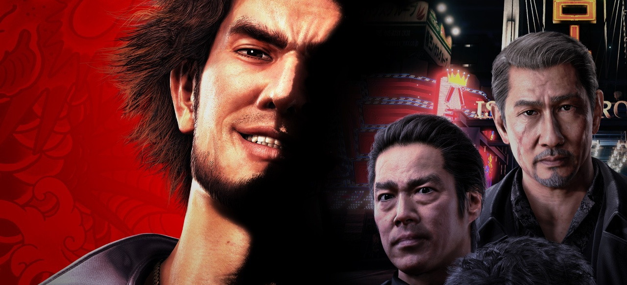 Yakuza: Like a Dragon (Action-Adventure) von SEGA