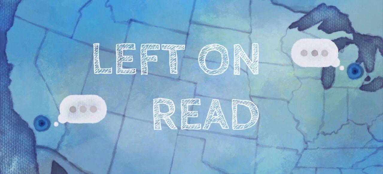 Left on Read (Plattformer) von Spookulele Games / Silver Side Studios