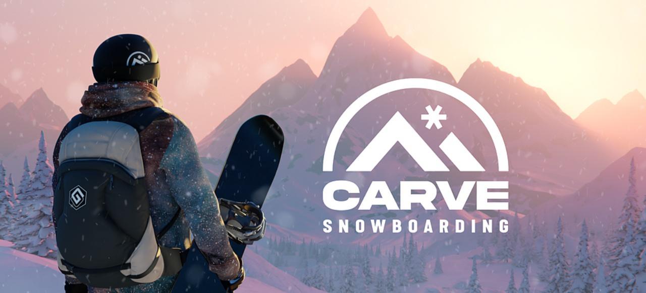 Carve Snowboarding () von Chuhai Labs