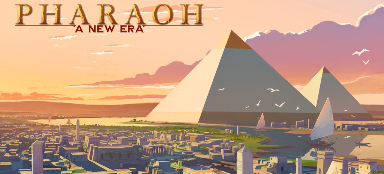 Pharaoh: A New Era (Taktik & Strategie) von Dotemu