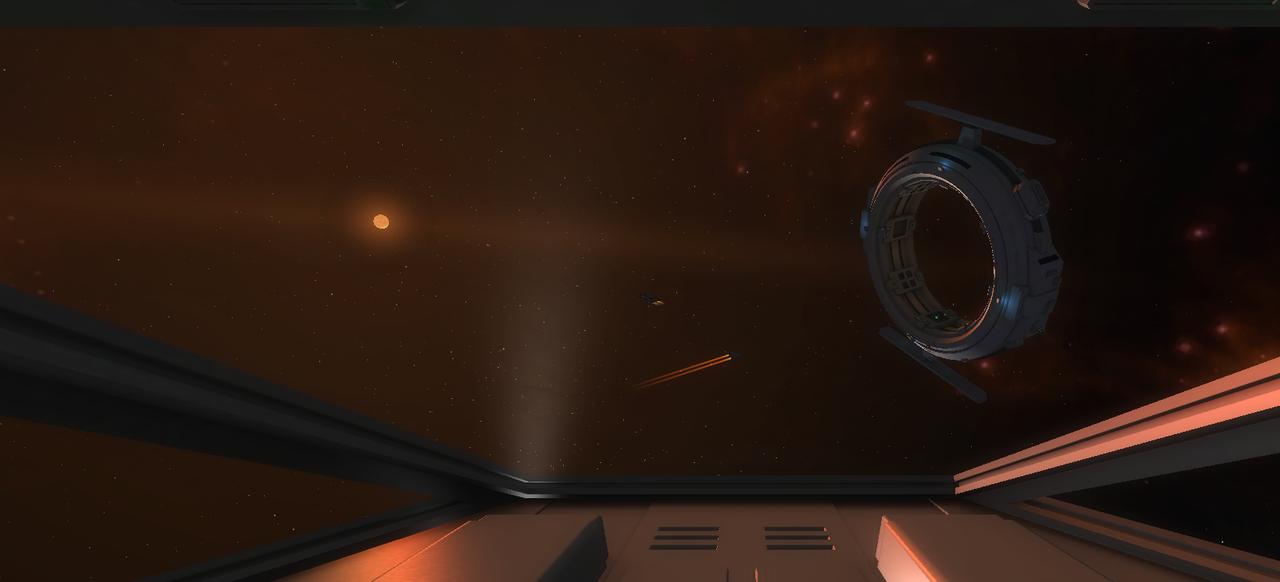 Jumpdrive (Simulation) von