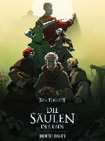 Alle Infos zu Die Säulen der Erde: Buch 3 - Im Auge des Sturms (PC,PlayStation4,XboxOne)