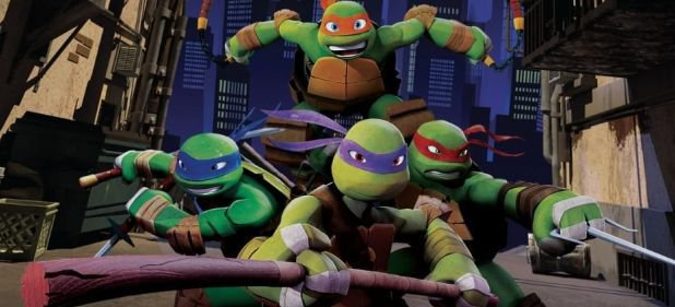 Teenage Mutant Ninja Turtles (Arcade-Action) von Activision