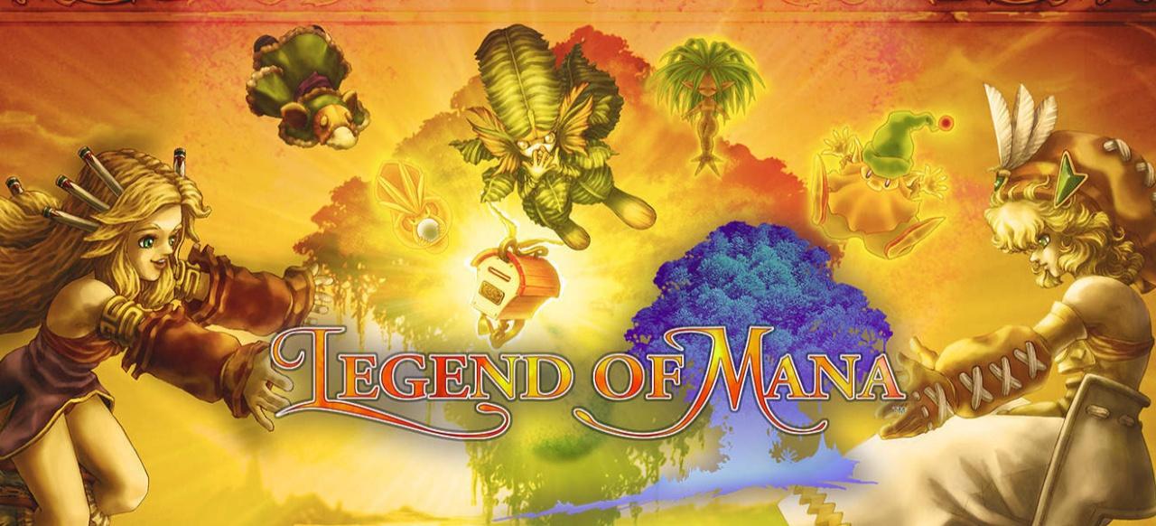 Legend of Mana (Rollenspiel) von Square Enix