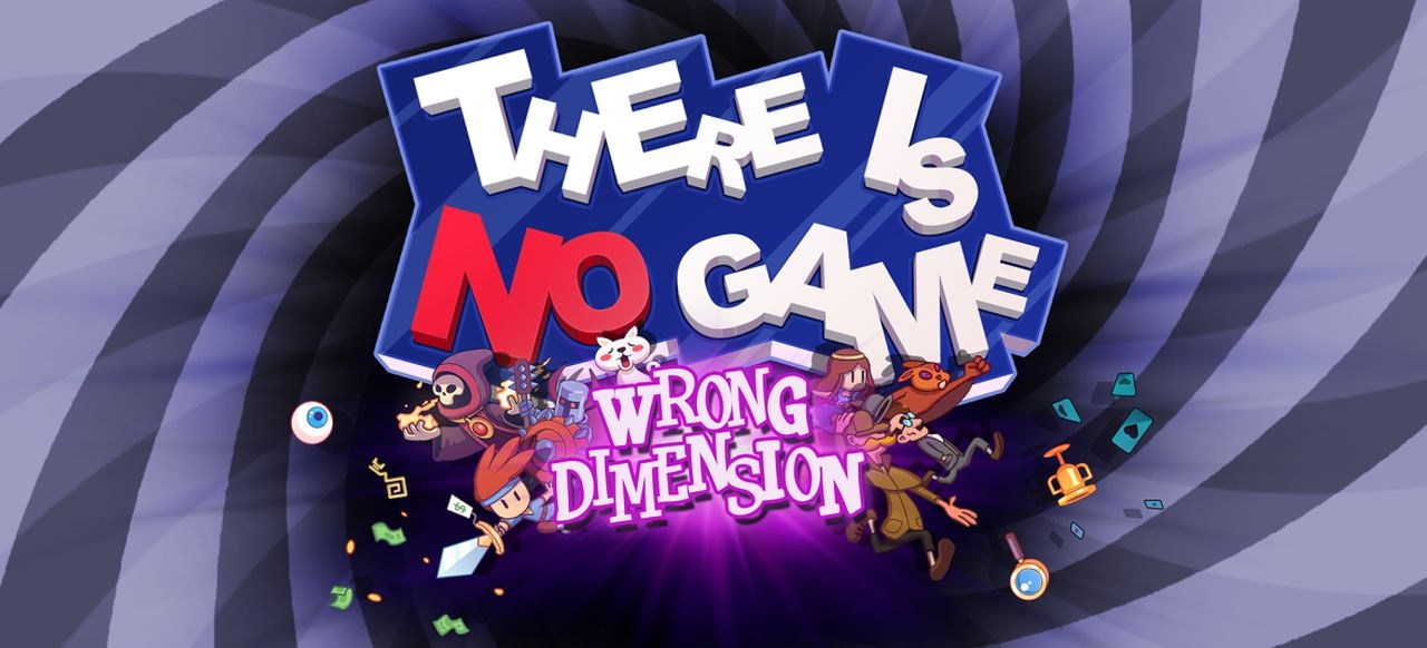There Is No Game: Wrong Dimension (Adventure) von Draw Me A Pixel