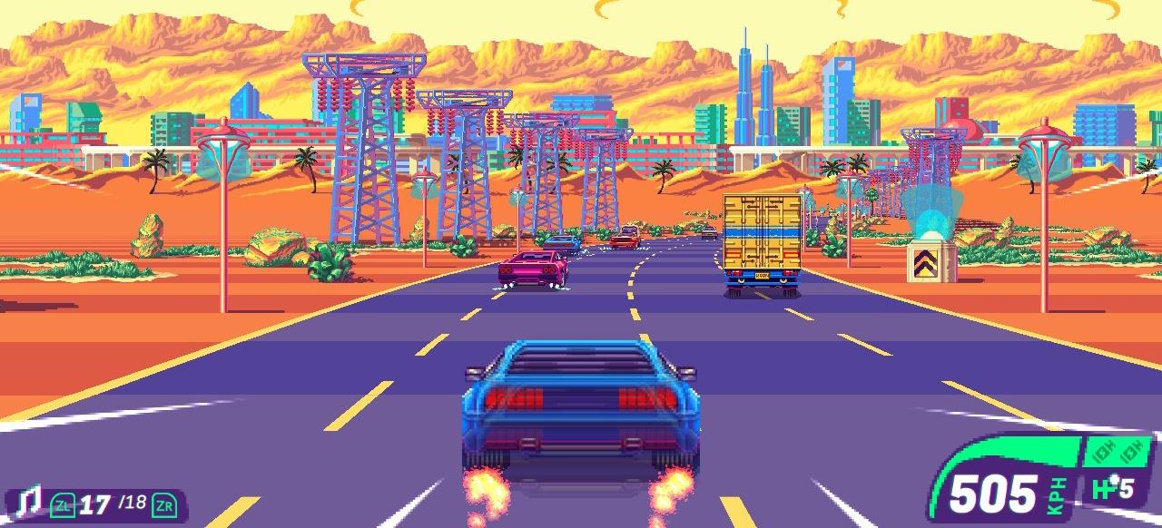 80's Overdrive (Rennspiel) von Insane Code