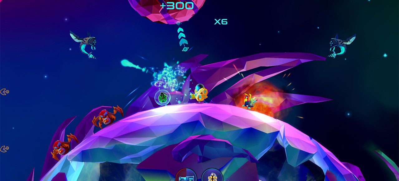 Robonauts (Action) von Qubic Games