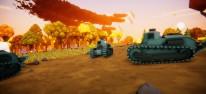 Total Tank Simulator: Die physikbasierten Panzereinsätze im Zweiten Weltkrieg haben begonnen