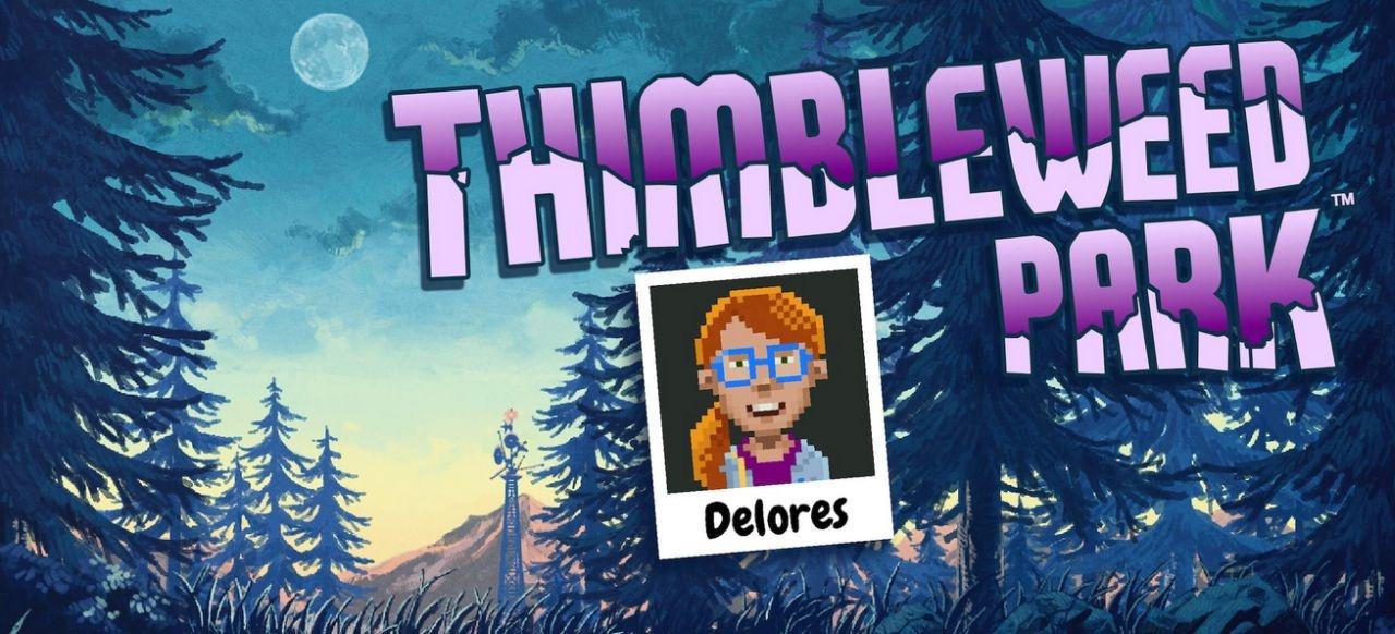 Delores: A Thimbleweed Park Mini-Adventure (Adventure) von Terrible Toybox
