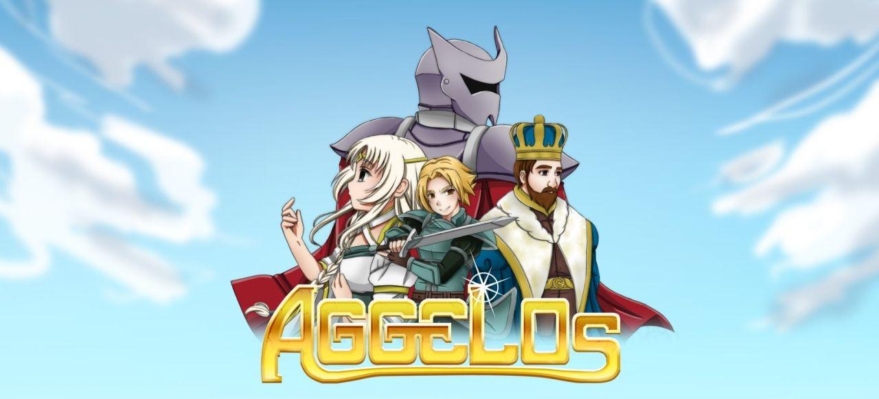 Aggelos (Rollenspiel) von PQube / LookAtMyGame