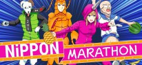 Nippon Marathon: Party-Racer geht Mitte Dezember auf PC, PS4, Xbox One und Switch an den Start