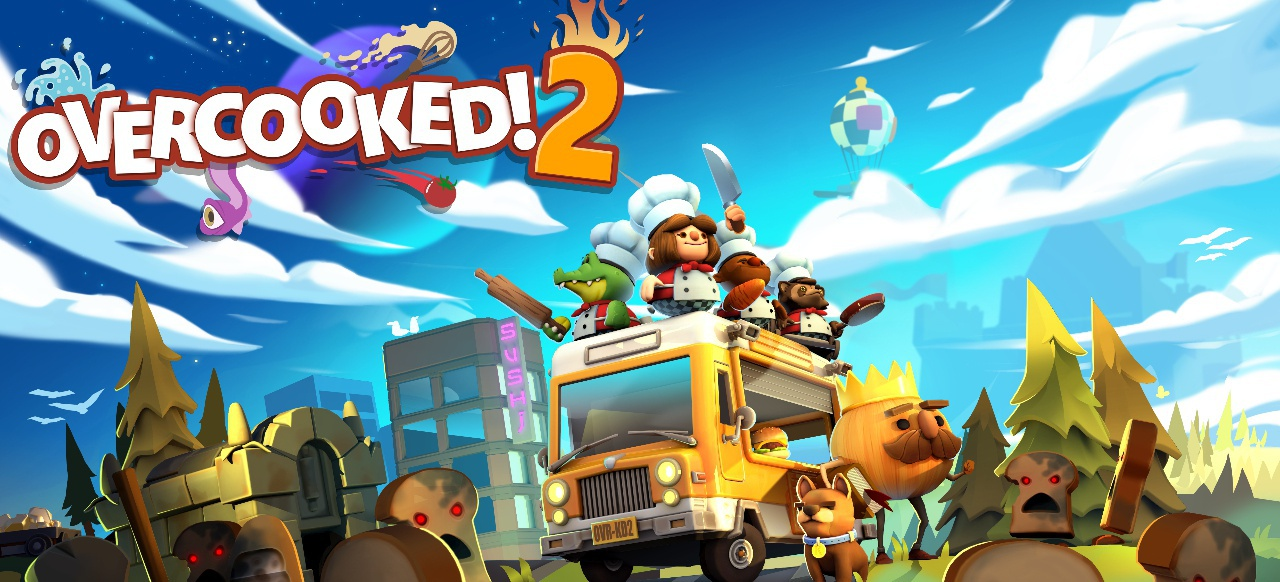 Overcooked 2 (Musik & Party) von Team17