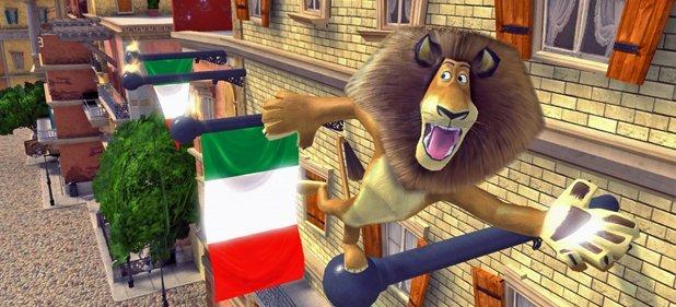 Madagascar 3: Flucht durch Europa (Action-Adventure) von Namco Bandai / D3Publisher