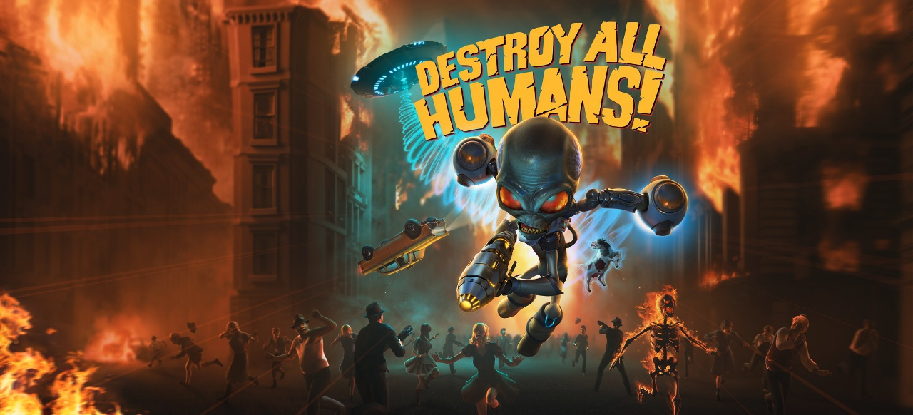 Destroy All Humans! (Action) von THQ Nordic