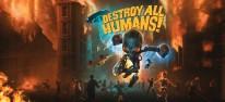 Destroy All Humans!: Crypto-137 zeigt seine Waffen zur Vernichtung der Menschheit