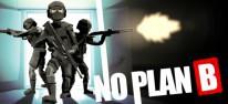 No Plan B: Taktisches Gefechtsspiel startet im dritten Quartal im Early Access