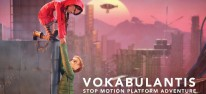 Vokabulantis: Puzzle-Plattformer mit Stop-Motion-Kulissen bekommt Indiegogo-Kampagne
