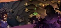 A Long Way Down: Kartenbasiertes Roguelite-Rollenspiel bereitet sich auf den Early-Access-Start vor