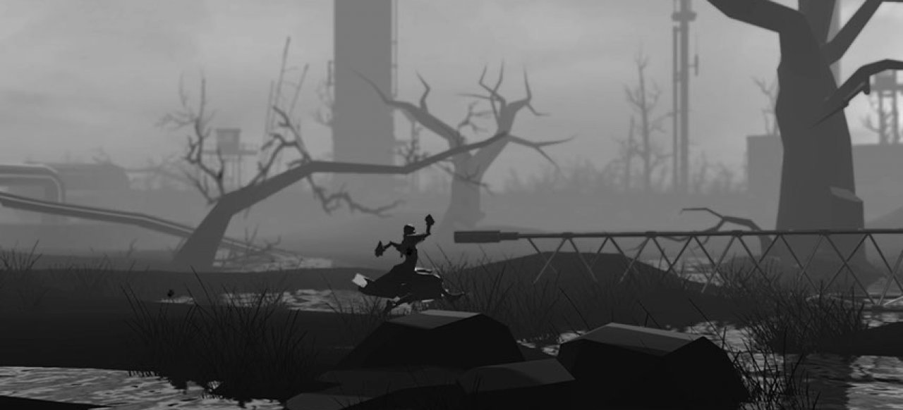 Black The Fall (Plattformer) von Square Enix Collective