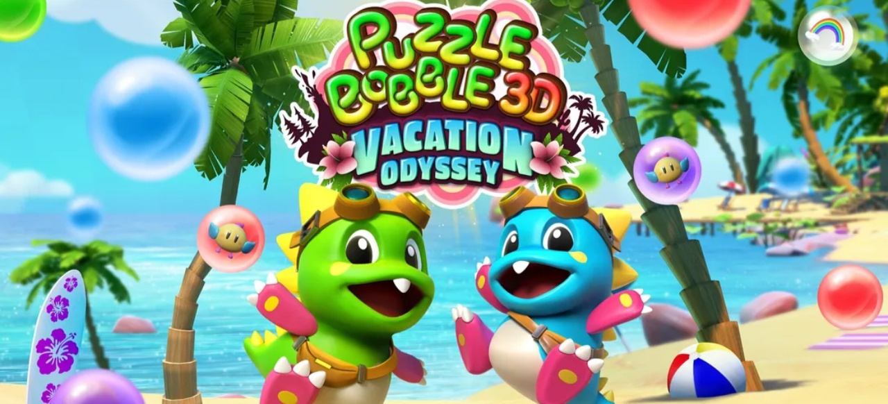 Puzzle Bobble 3D: Vacation Odyssey (Logik & Kreativität) von Taito