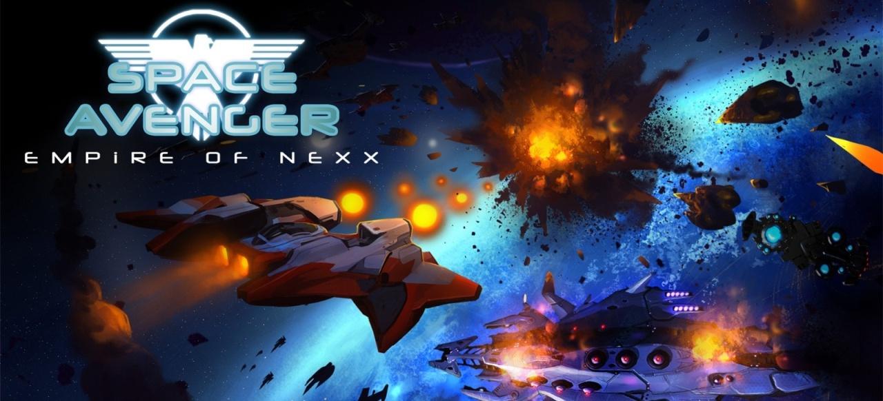 Space Avenger - Empire of Nexx (Arcade-Action) von Clickteam